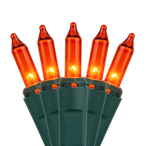 Kringle Traditions 100 Mini Light 3'' Lead