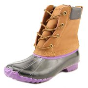 Western Chief Four Eye Duck (Version 2) Women  Round Toe Synthetic  Rain Boot
