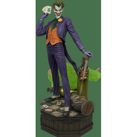 DC Super Powers Collection Joker Maquette Statue