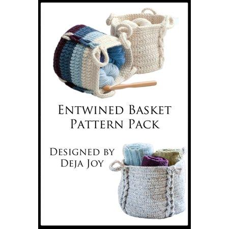 Entwined Basket Pattern Pack - eBook ()