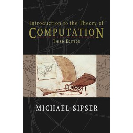 Introduction to the Theory of Computation (Edta Titrations An Introduction To Theory And Practice)