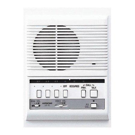 AIPHONE LEF-3C Call Audio Master Station,12VDC ()