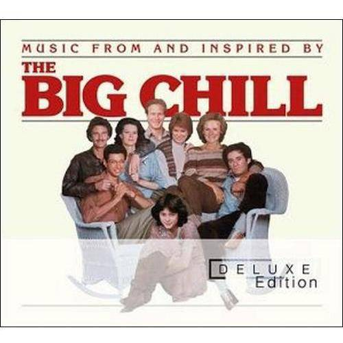 The Big Chill Soundtrack (Deluxe Edition) (2CD) (Remaster)