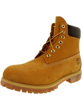 Product Image Timberland Men s 6 Inch Premium Boot Leather Wheat Yellow  Ankle-High Leather Boot - 9W 29b7752a9