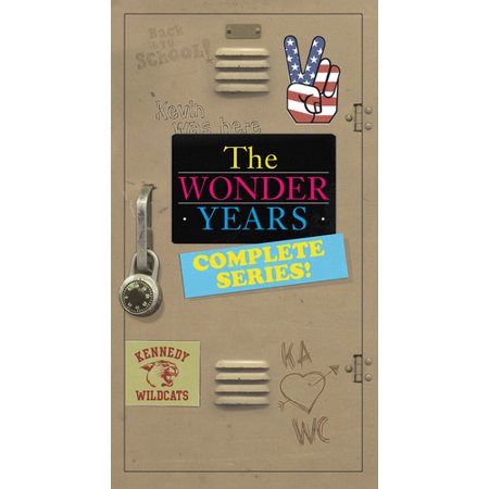 The Wonder Years: The Complete Series (Locker) (DVD)