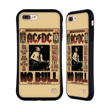Hybrid Album (OFFICIAL AC/DC ACDC ALBUM ART HYBRID CASE FOR APPLE IPHONES PHONES)