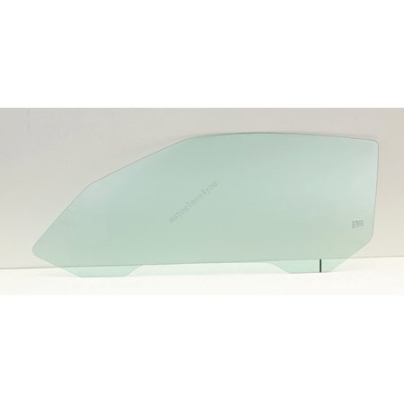 Fits 2005-2013 Chevrolet Corvette Driver Left Side Door Window Door - Fits Chevrolet Corvette