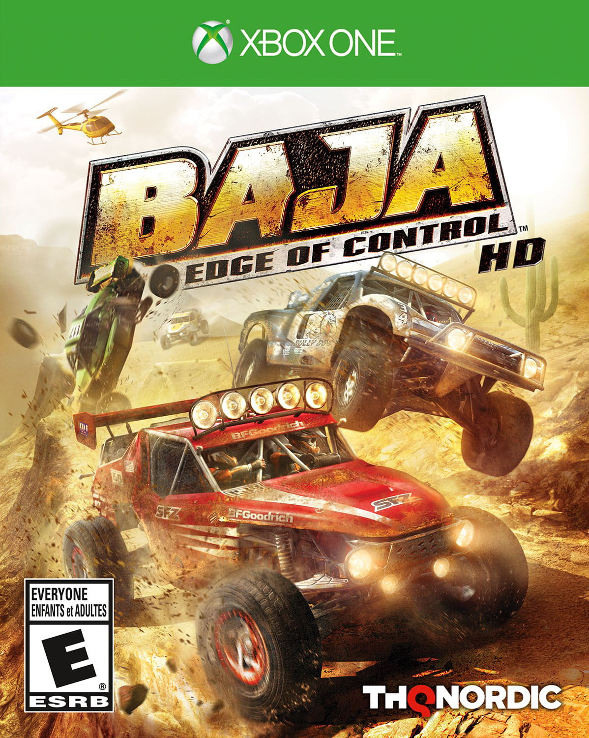 Baja Edge Of Control HD (Xbox One) by BlitWorks