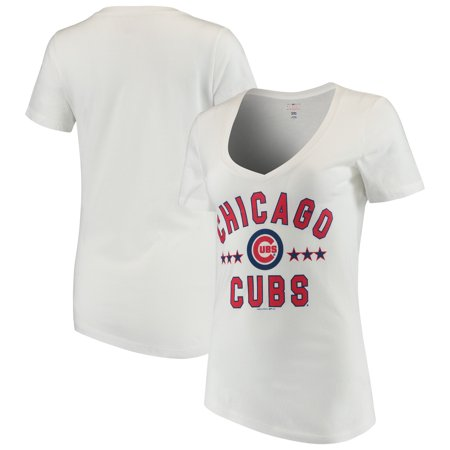 Clothing In The Elizabethan Era (Women's New Era White Chicago Cubs V-Neck Short Sleeve)