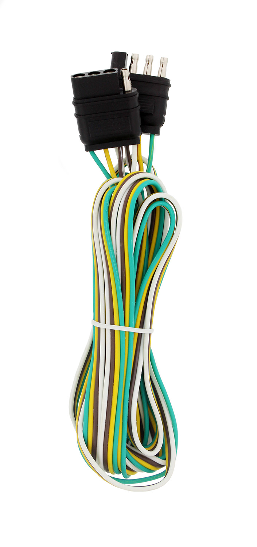 Marvelous Abn 1916 4 Way 4 Pin Plug 20 Gauge Trailer Light Wiring Harness Wiring 101 Archstreekradiomeanderfmnl