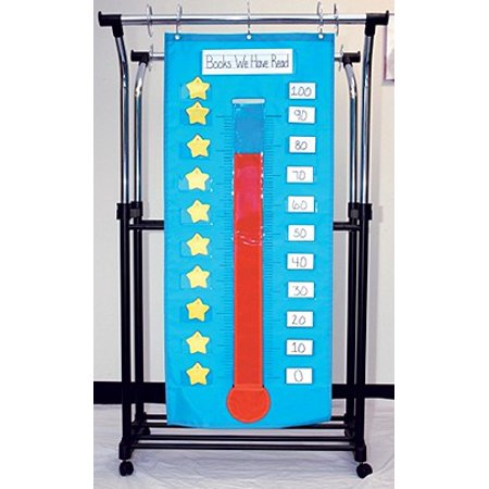 Thermometer/Goal Gauge Pocket Chart - Goal Charts