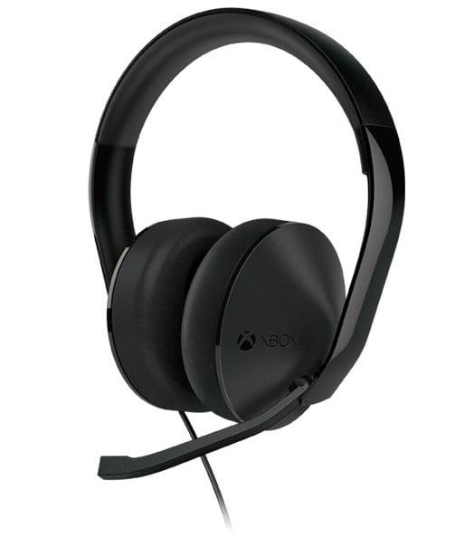 Microsoft Xbox One Stereo Headset, S4V-00005 by Microsoft