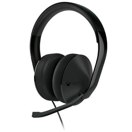 Microsoft Xbox One Stereo Headset, S4V-00005