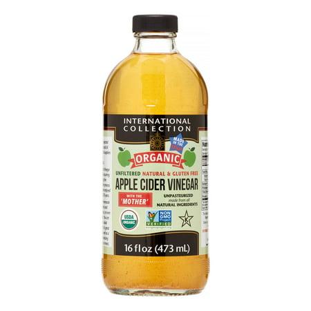 International Apple (International Collection Apple Cider Vinegar, 128 Fl Oz )