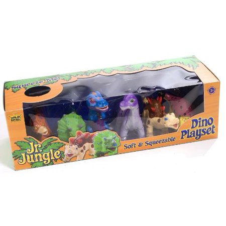Toys & Hobbies Junior Jungle Reptile Complete In Specifications Animals & Dinosaurs
