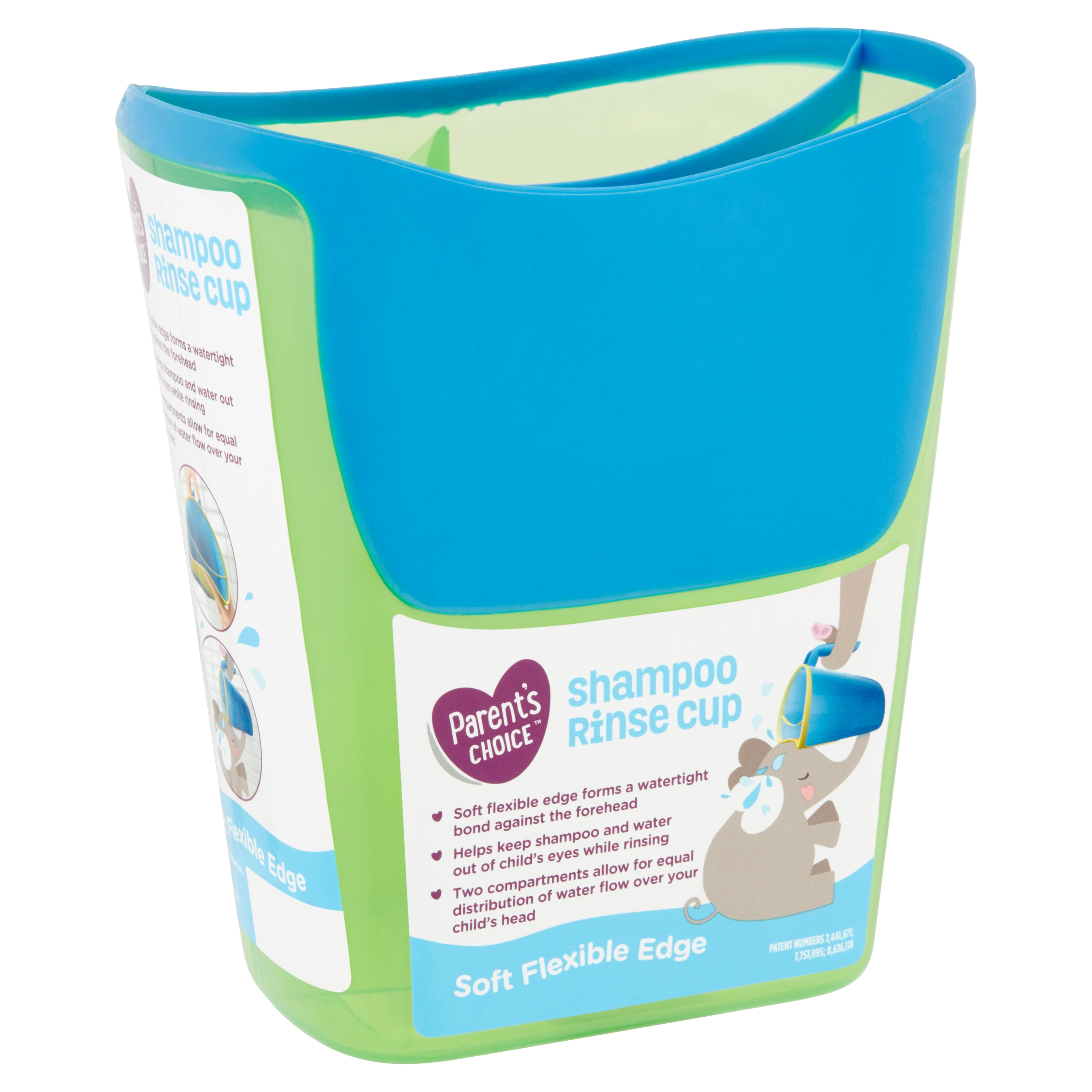 Parent's Choice Shampoo Rinse Cup