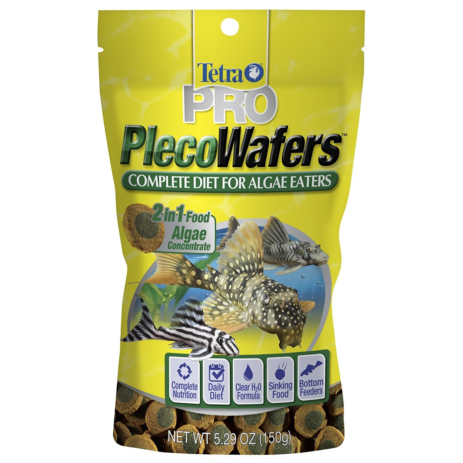TetraVeggie Algae Wafers Extreme (5.29 oz.)