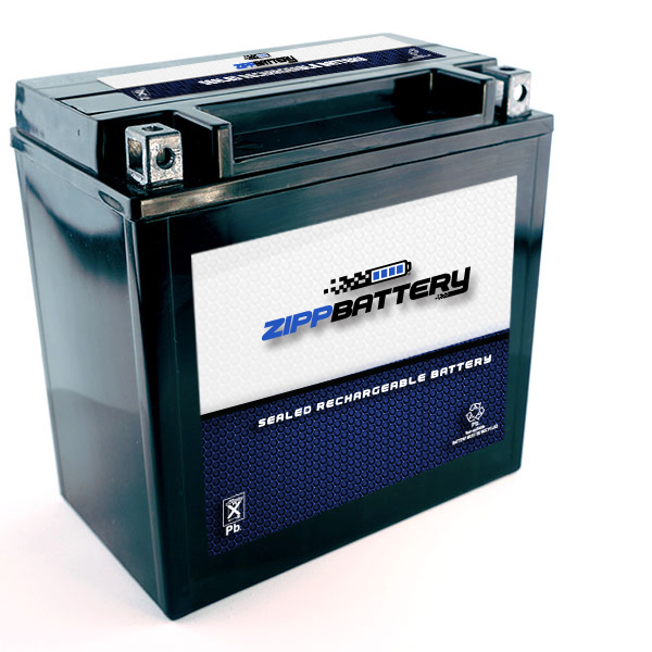 YB16CL-B Jet Ski Battery for KAWASAKI JS440 440CC 87-'92 by