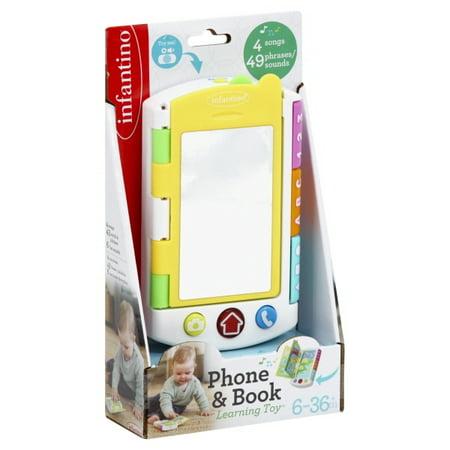 e3e733471 Infantino Smarty Phonebook - Walmart.com