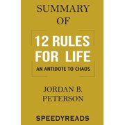 Summary of 12 Rules for Life - eBook