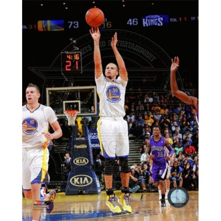 Photofile PFSAAQJ12101 Stephen Curry 2013-14 Action Sports Photo - 8 x 10