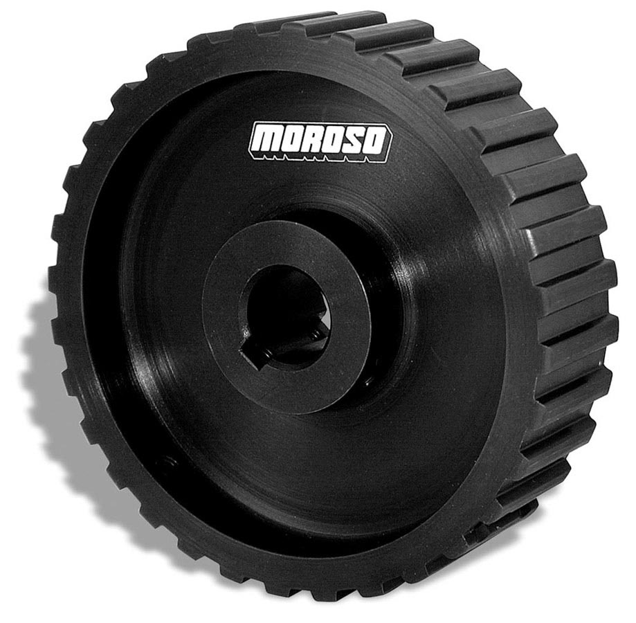 Moroso 32 Tooth Gilmer Pulley P/N 23532
