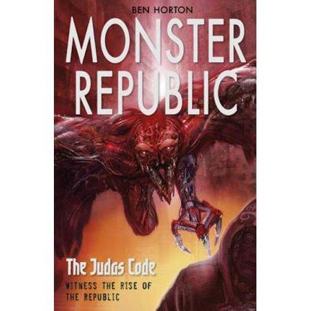 Monster Republic: The Judas Code - eBook - Monster Garden Coupon Code
