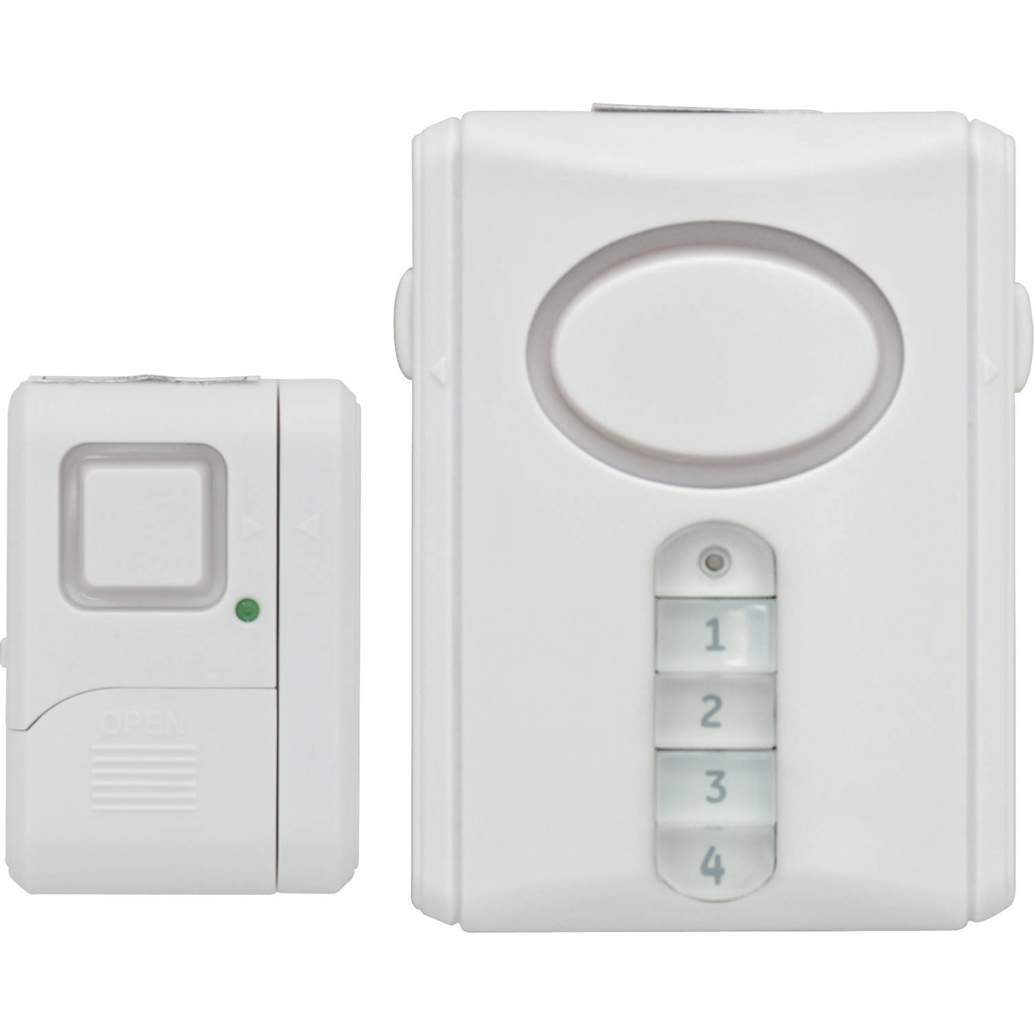 GE Wireless Alarm System Kit - Walmart.com
