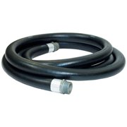 Apache 98108495 1 in. x 20 ft. Synthetic Yarn Farm Fuel Transfer Hose Assembly