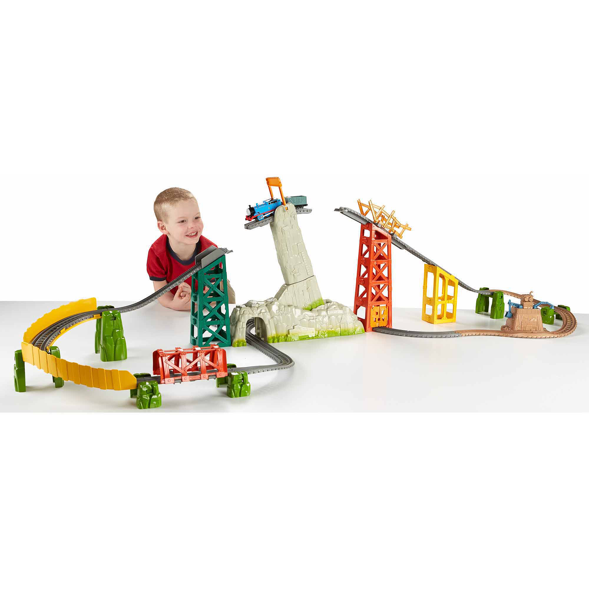 Fisher-Price Thomas & Friends Trackmaster Avalanche Escape Set