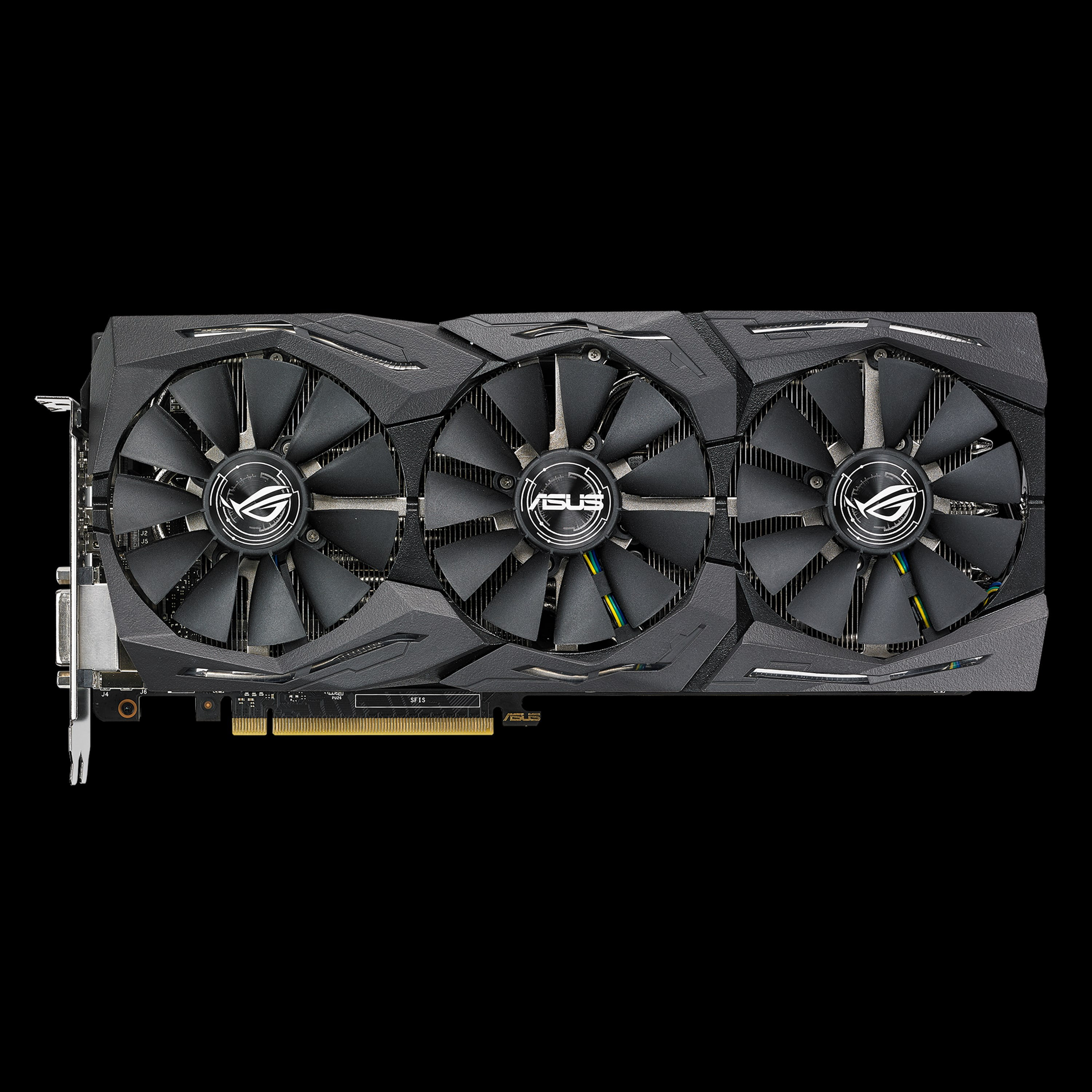 Asus Rog-Strix-Gtx1080Ti-O11G-Gaming Graphics Card ROG-STRIX-GTX1080TI-O11G-GAMING by ASUS