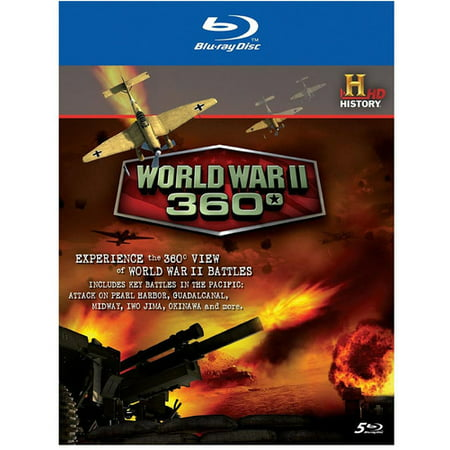 Image of World War II: 360 (Blu-ray)