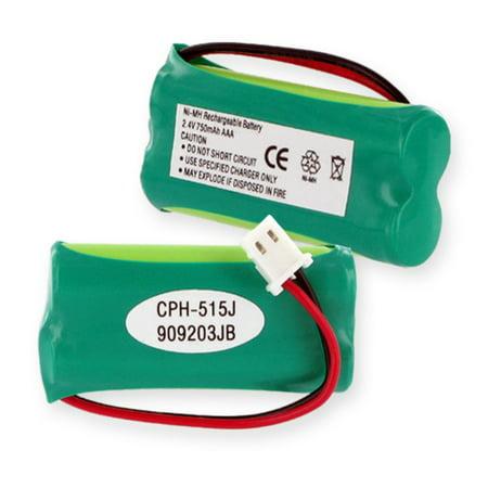 Cordless Phone Battery for VTECH (Best Chrome Battery Cordless Phones)