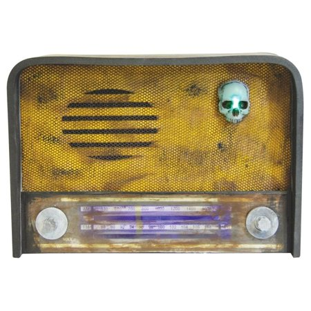 Halloween Radio Commercial (Creepy Radio w/ Sound Halloween)