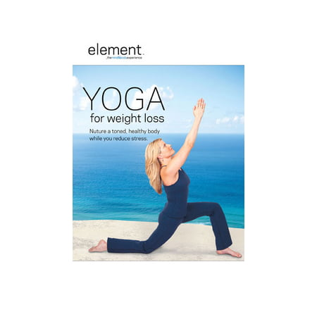 Element: Yoga for Weight Loss (DVD) (Best Yoga App For Weight Loss)