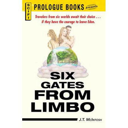 Six Gates from Limbo - eBook (Wolves At The Gate Pulled From The Deep)