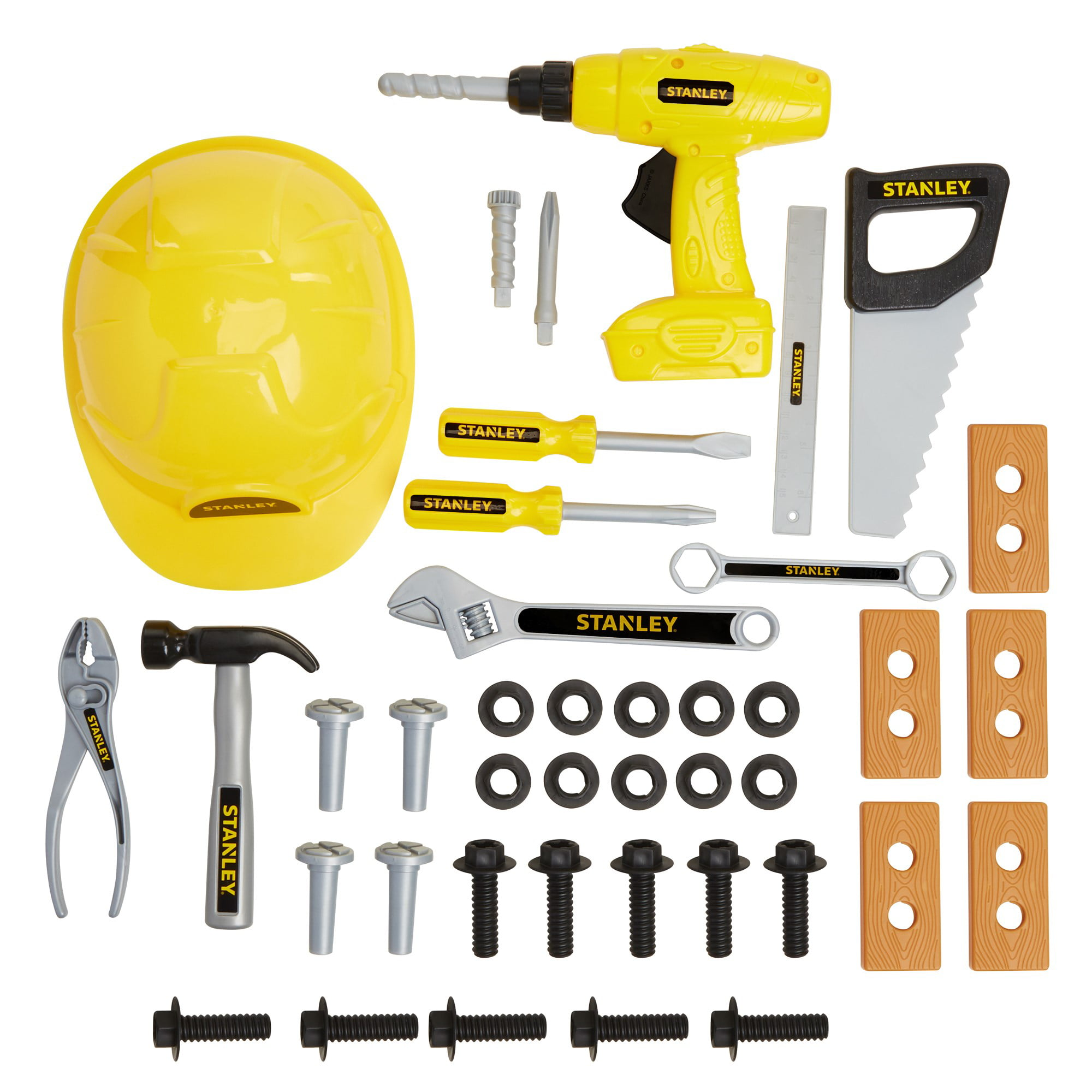 Stanley Jr. Mega Tool Set