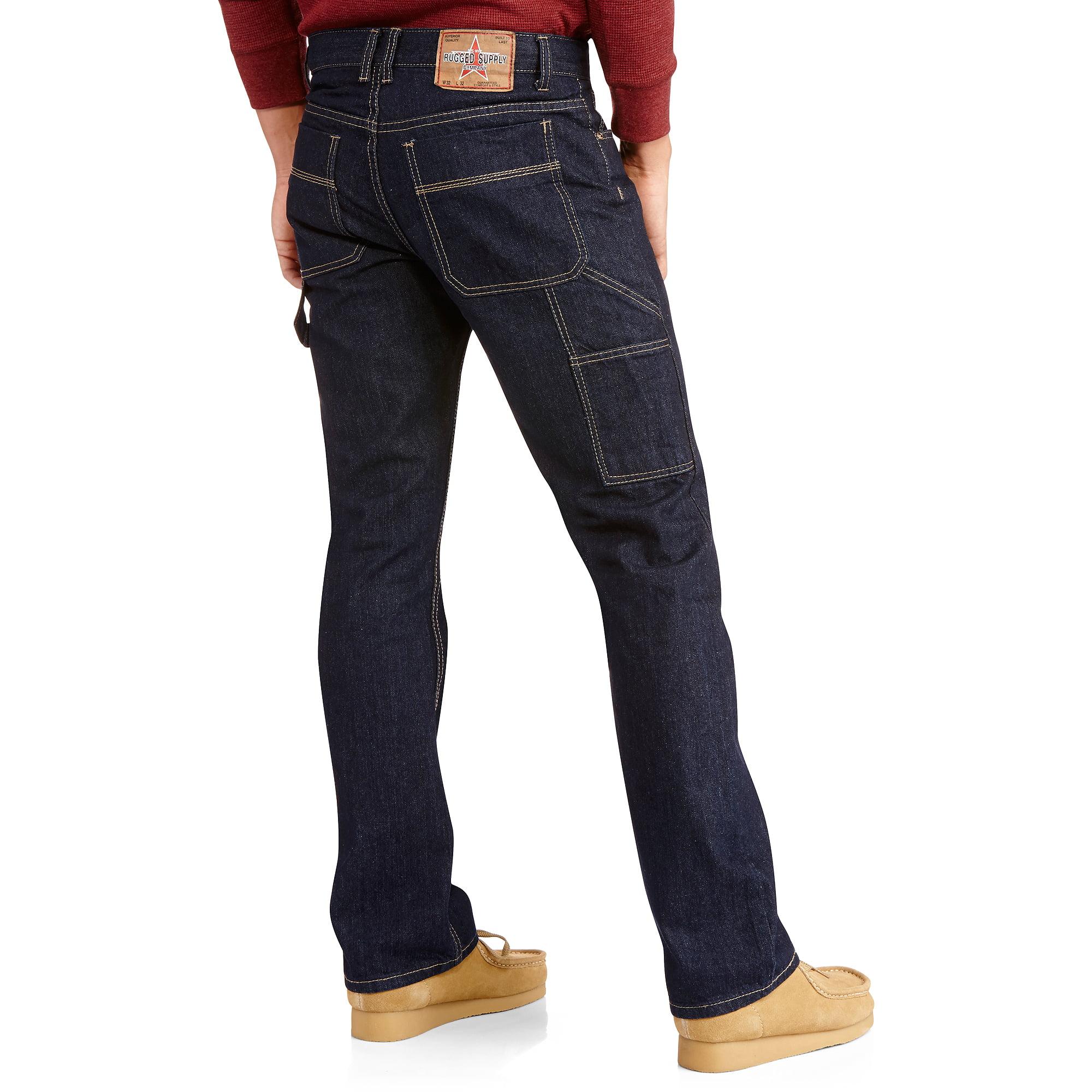 Rugged Supply Men's Carpenter jean