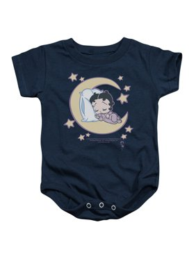Betty Boop - Sleepy Time - Infant Snapsuit - 24 Month