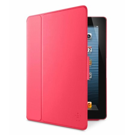 Belkin FormFit Protective Smart Case Cover with Stand for iPad 2nd, 3rd, 4th Generation (Belkin F8e550 Cmk Master)