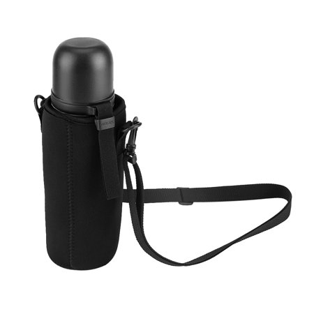 Garosa Water Bottle Sleeve Carrying Pouch Bag Holder for Outdoor Camping Hiking Fishing Water Bottle Holder Bag Water Bottle Pouch - image 6 of 10