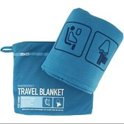 Flight 001 Travel Blanket
