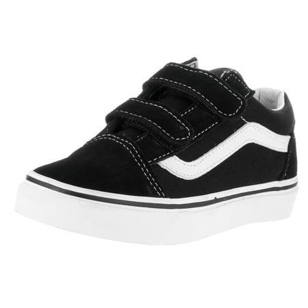Vans Kids Old Skool V Skate Shoe - Unusual Vans Shoes
