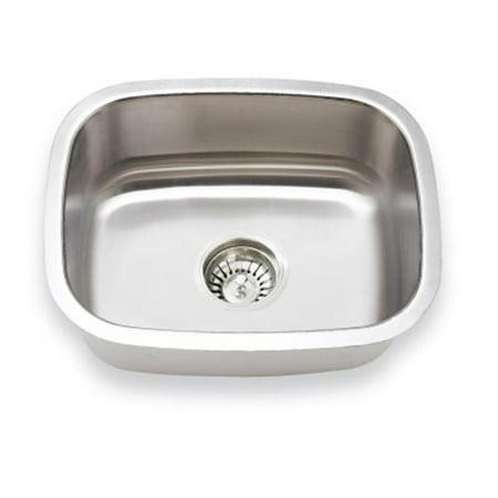 SFC SM1815 Undermount Bar Sink, 18.5 x 15 x 7 in. (Manchester Undermount Bar Sink)