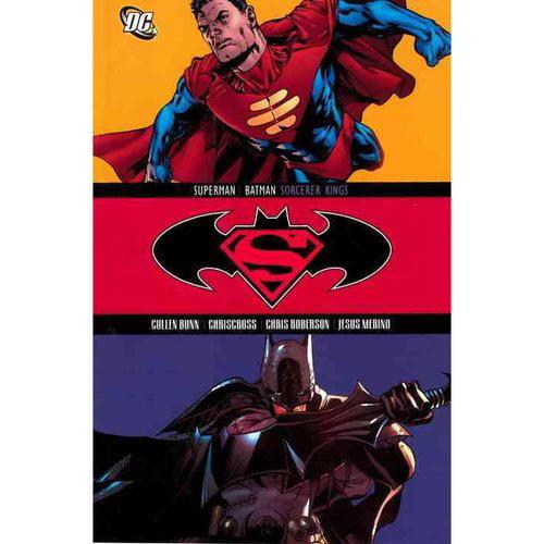 Superman / Batman: Sorcerer Kings