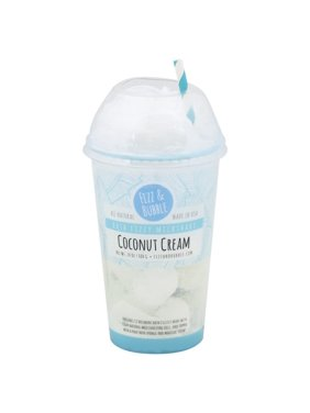 Fizz & Bubble Coconut Cream Bath Bomb Fizzy Milkshake