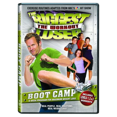 biggest loser boot camp dvd. Black Bedroom Furniture Sets. Home Design Ideas