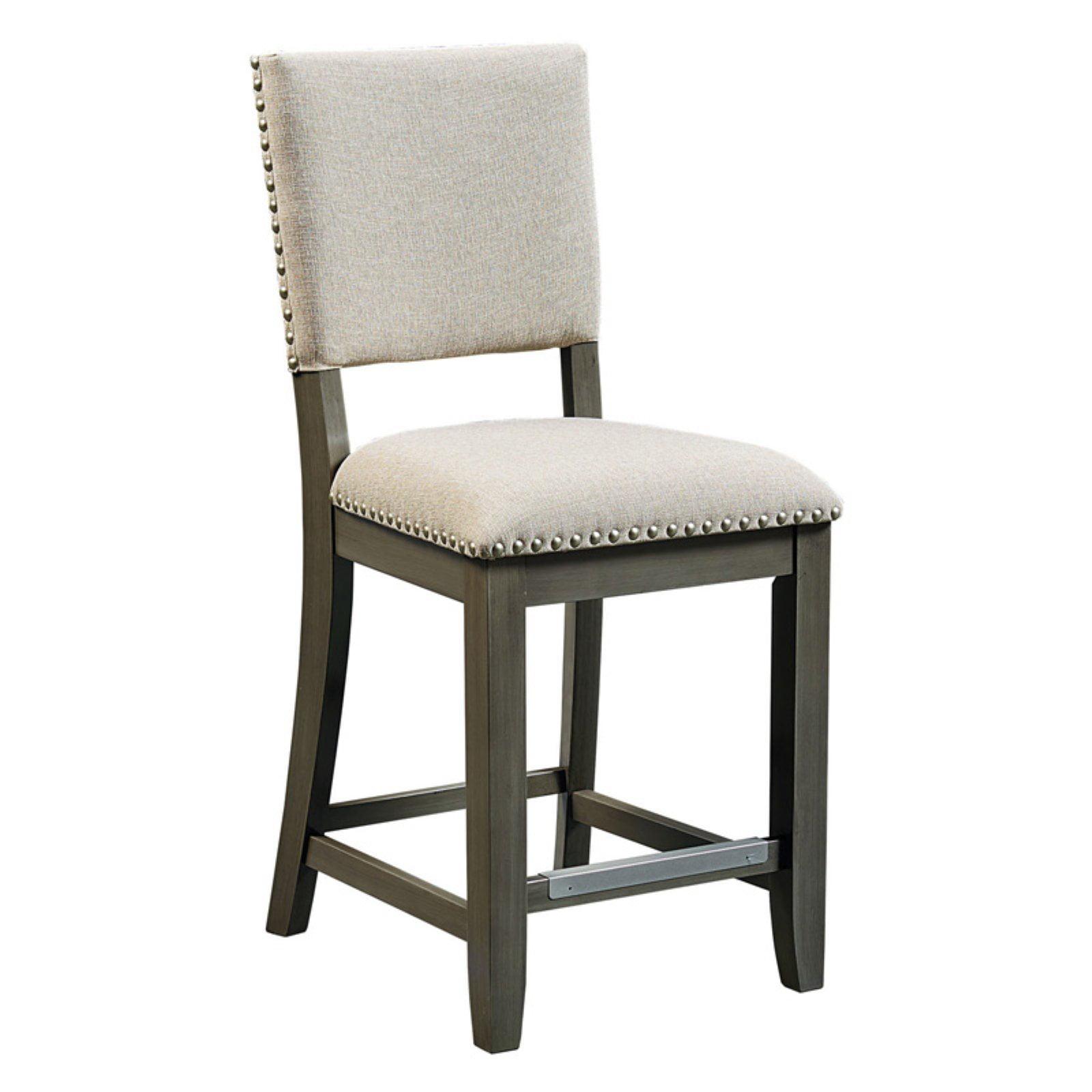 Standard Furniture Omaha Upholstered Stool - Set of 2