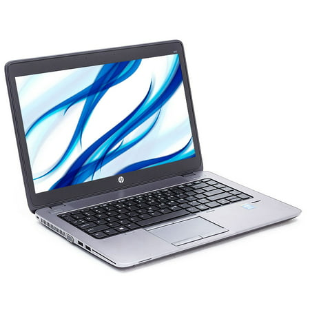 Refurbished HP EliteBook 840 G2 2.3GHz i5 4GB 320GB Windows 10 Pro 64 Laptop with Webcam B