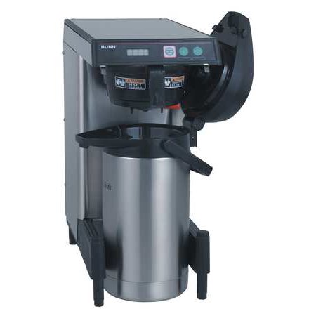 BUNN Airpot Coffee Brewer w Adjustable Legs WAVE15-APS